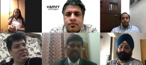 vamrr Thought Leaders Round Table Online: Training with Virtual Reality | Blog Post and Videos to be published soon