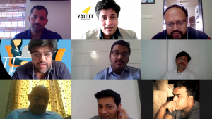 vamrr Thought Leaders Round Table Online: Remote Productivity from an HR Lens